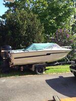 Boat & Motor & Trailer