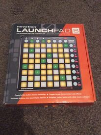 Launchpad, used once, excellent condition