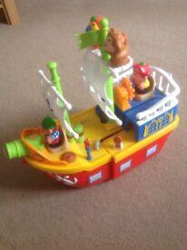 John Lewis Pirate Ship