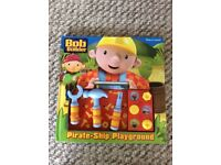 Bob The Builder Book With Removable Tools