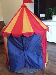 Childrens Indoor Play Tent - Circus - Ikea