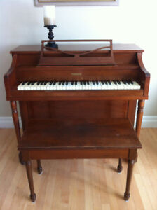 Piano Spinet (apartment size)