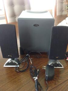 Système Audio pour PC