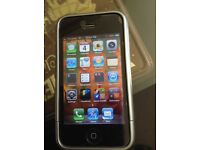 iPhone 3GS 16GB EE,orange,victon network