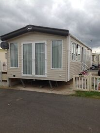 CARAVAN TO RENT GOLDEN GATE TOWYN WALES