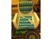 Chicco child's seat booster