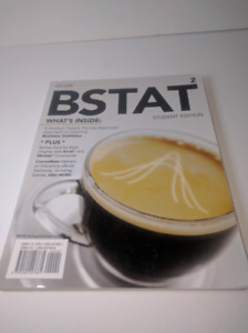 Bstat textbooks