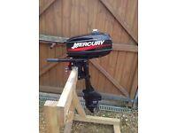 Mercury 3.3 boat outboard