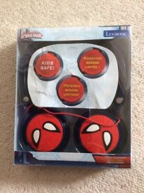 Spiderman Kids On Ear Headphones