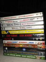 PLUSIEURS Films En DVD A Vendre......... (PAS CHER)