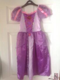 Rapunzel dressing up dress