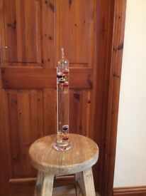 Galileo Liquid Thermometer