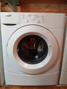 Laveuse frontale Whirlpool 200$