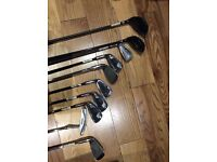Golf Dunlop Sticks (10) used