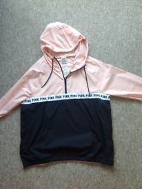 Victoria's Secret lightweight rain jacket . New with tags! XS/S