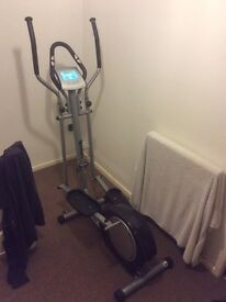 Orbus XT501 eliptical electronic touch screen cross trainer