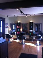 Morinville salon Esthetics room and smaller room for rent