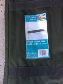 Camp beds steel