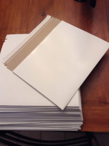 Padded and Large Envelopes - UPS pouches