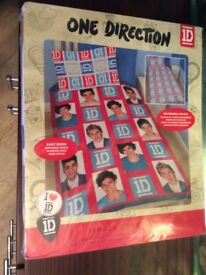 ONE DIRECTION DUVET COVER