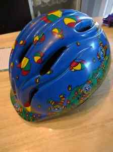 Small children's bike bicycle helmet