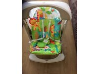 Fisher price Rainforest Takealong Baby Swing/Seat