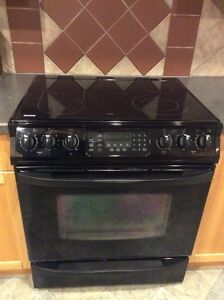 Slide in Stove, Range, Convection Oven