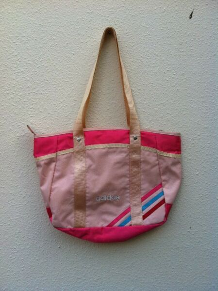 Genuine Adidas hand bag.  In good condition.