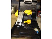 As new air powered nail gun for sale £30