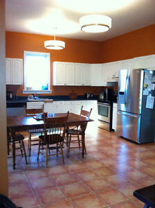 Large room in beautiful home,Hydrostone-female only
