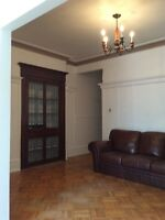 Spacious, central, newly-renovated, steps from two metro lines