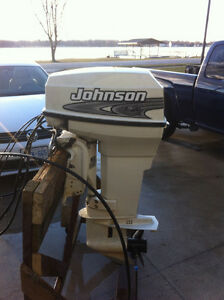 Johnson 40 Outboard - 2001