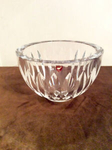 Heavy Crystal Bowl