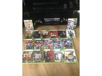 Xbox 360 mw3 limited edition plus games
