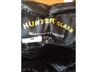 Ladies motorcycle Jacket & trousers - Hunter (set)