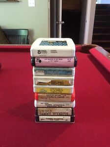 8 track tapes  Peterborough Peterborough Area image 1
