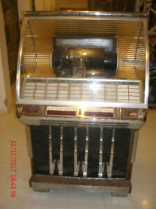 JUKEBOX JUKE BOX SEEBURG 1954 R (3 machines)