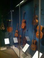 Private Music Lessons- guitar, piano, voice, violin
