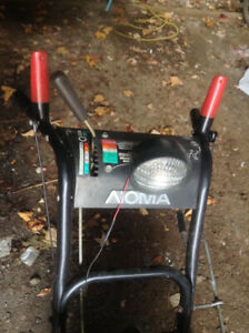 Electric Start Snowblower For Sale $300 - Very Powerful