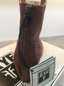 New AUTHENTIC  Frye wedge boots as new in box