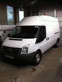 Ford Transi tLWB VAN 6 SPEED EXCELENT ALL ROUND