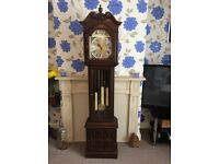 Grandfather clock, Westminster chimes