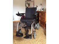 Vivio powered wheel chair.