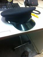 POLICE MANS HAT/ RESCUE.