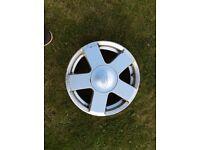 Ford Fiesta 15 inch alloy wheel