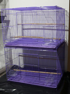 Set of 3 Bird Breeding Cages