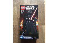 Lego Star Wars Kylo Ren buildable figures