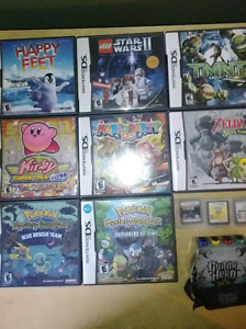 DS, GBA Games Collection