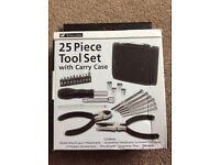 25pc tool set