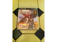 PS3 uncharted3 game